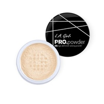 HD PRO Setting Powder - Banana Yellow