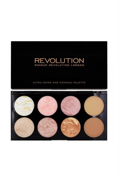 Ultra Blush and Contour Palette - Golden Sugar