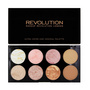 Revolution Ultra Blush and Contour Palette - Golden Sugar