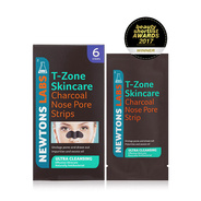 Newtons Labs T-Zone Charcoal Nose Pore Strips