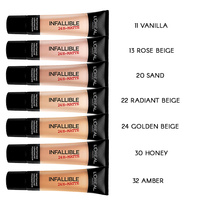 Infallible 24H Matte Foundation
