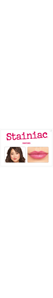 Stainiac® Lip and Cheek Stain