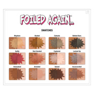 theBalm Foiled Again...™ Foil Eyeshadow Palette