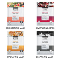 Beauty Infusion Sheet Masks