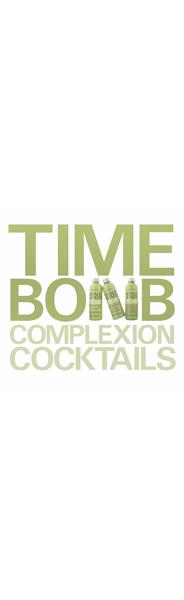 Time Bomb Complexion Cocktail - With a shot of H2Omega