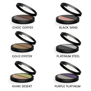 Inika Pressed Mineral Eye Shadow Duos