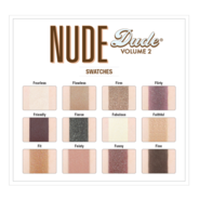 Nude Dude Eye Palette