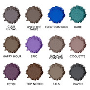 Hot Single Eyeshadows