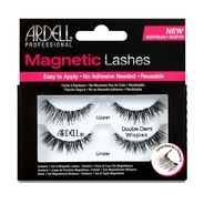 Magnetic Lashes - Double Demi Wispies