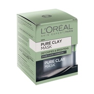 Pure Clay - Detoxifying Charcoal Mask