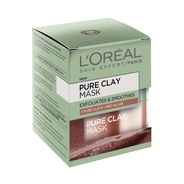 L'Oréal Paris Pure Clay - Exfoliating Red Algae Mask