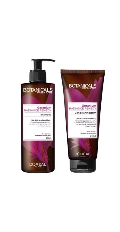 L'Oréal Paris Botanicals Combo - For Coloured Hair