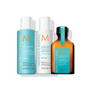 Travel Trio - Hair Repair + Moisture