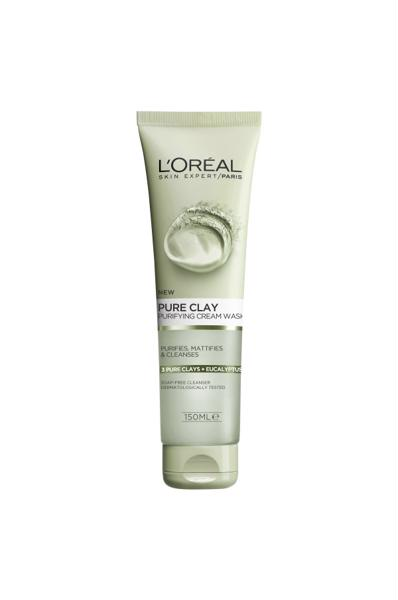 Pure Clay Eucalyptus Purifying Cream Wash