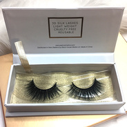 Faux Mink Lashes - Own the Night