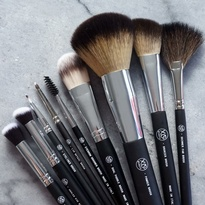 9 Piece Makeup Brush set