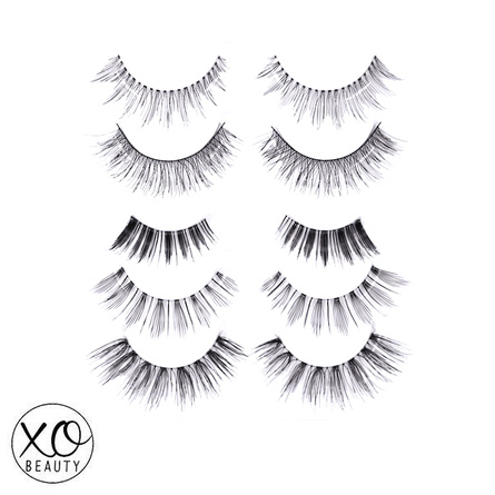 "xoBeauty ""The Naturals"" False Lash Set"