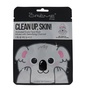 Clean up, Skin! Koala Face Mask