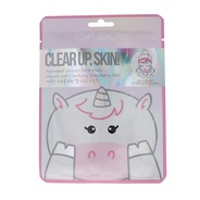 Clear up, Skin! Unicorn Face Mask - Infused with Clarifying Strawberry Milk