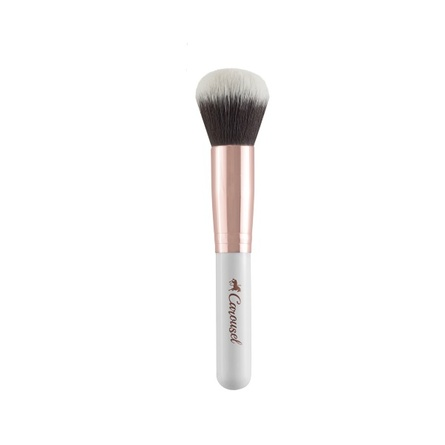 Carousel Cosmetics Rose Gold Powder Brush