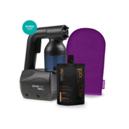 Bronze Babe Personal Spray Tan Kit (Includes Free Mitt)
