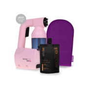 Bronze Babe Personal Spray Tan Kit - Pink