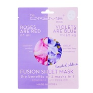 Rose Water & Violet Oil Fusion Mask