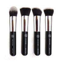 4 Piece Synthetic Face Set