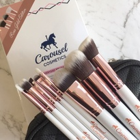 Everyday Brush Set - Rose Gold Edition