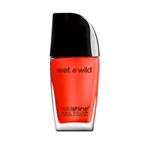 Wild Shine Nail Colour - Heatwave