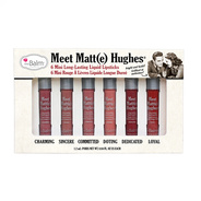 Meet Matte Hughes® Mini Liquid Lipsticks Set (Vol 1)