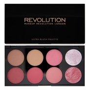 Revolution Ultra Blush and Contour Palette - Sugar and Spice