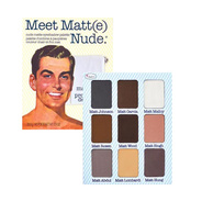 Meet Matt(e) Nude Eyeshadow Palette