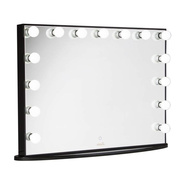 Glamster Makeup Mirror - Black