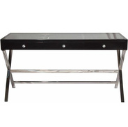 Vanity Makeup Table - Black