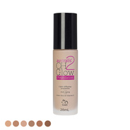 Australis Oh 2 Glow Light Diffusing Foundation