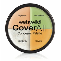 Cover All Correcting Palette