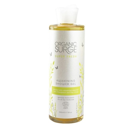 Organic Surge Super Fresh Awakening Shower Gel
