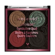 Rebel Rose Color Icon Eyeshadow Quad - House of Thorns