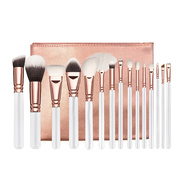 Carousel Cosmetics - Rose Gold Brush Set