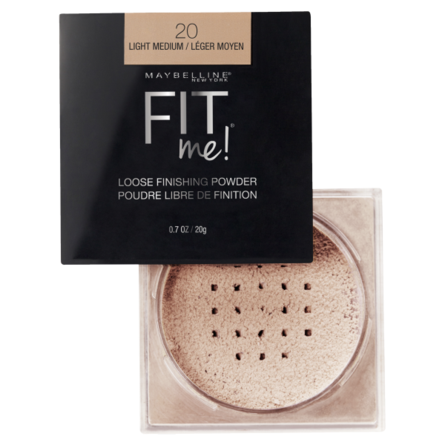 Maybelline Fit Me Loose Powder