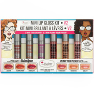 Mini Lip Gloss Set Volume 2