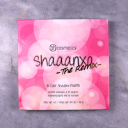 BH Cosmetics - Shaaanxo The Remix - 18 Color Shadow Palette
