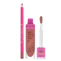 Velour Liquid Lipstick + Lip Liner Bundle - Celebrity Skin