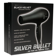 Black Velvet Hair Dryer