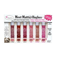 theBalm Meet Matte Hughes® Mini Lipsticks Set (Holiday Edition)