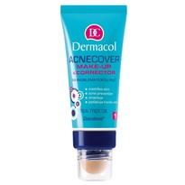 Acnecover Foundation and Corrector