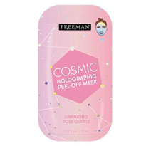 Cosmic Holographic Peel Off Mask - Illuminating Rose Quartz