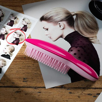 The Ultimate Finishing Brush - Pink