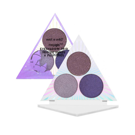 Wet n Wild Crystal Cavern Mega Glo Eyeshadow Trio